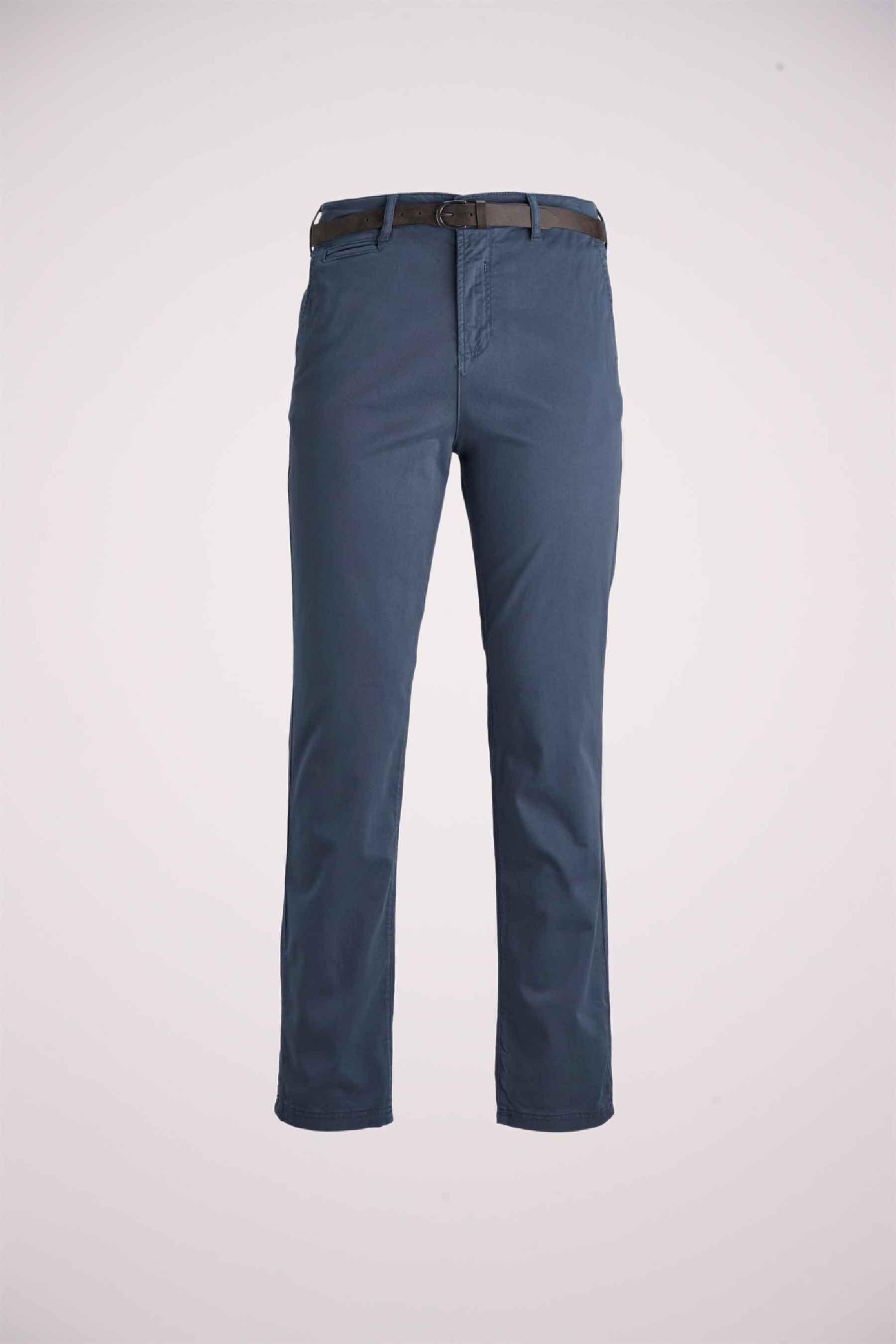 Jack & Jones Jeans Intelligenc Colorbroek, Blauw, Heren, Maat: 28x32/28x34/29x32