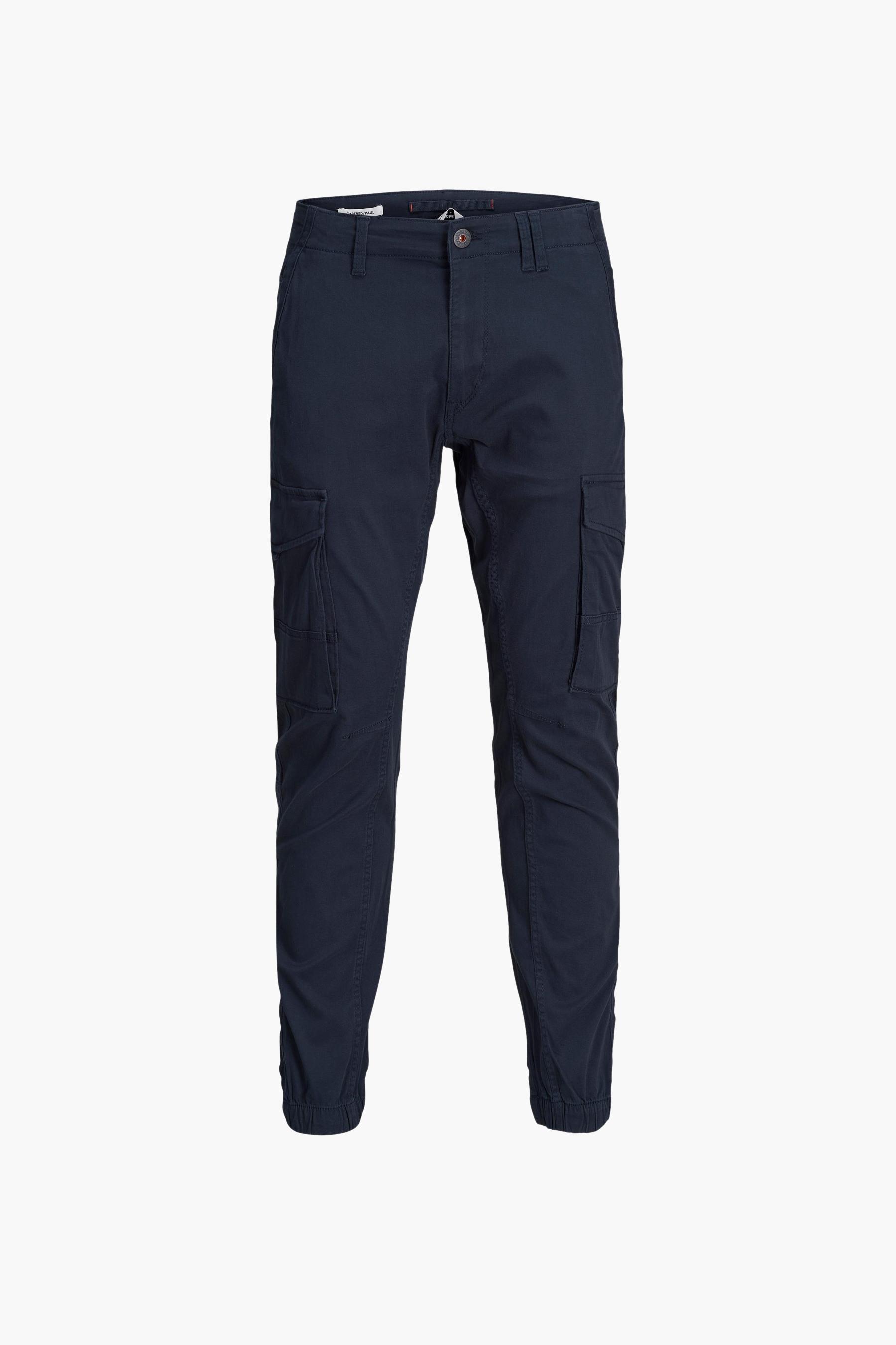 Jack & Jones Jeans Intelligenc Broek, Blauw, Heren, Maat: 30x32/30x34/31x32/31x3