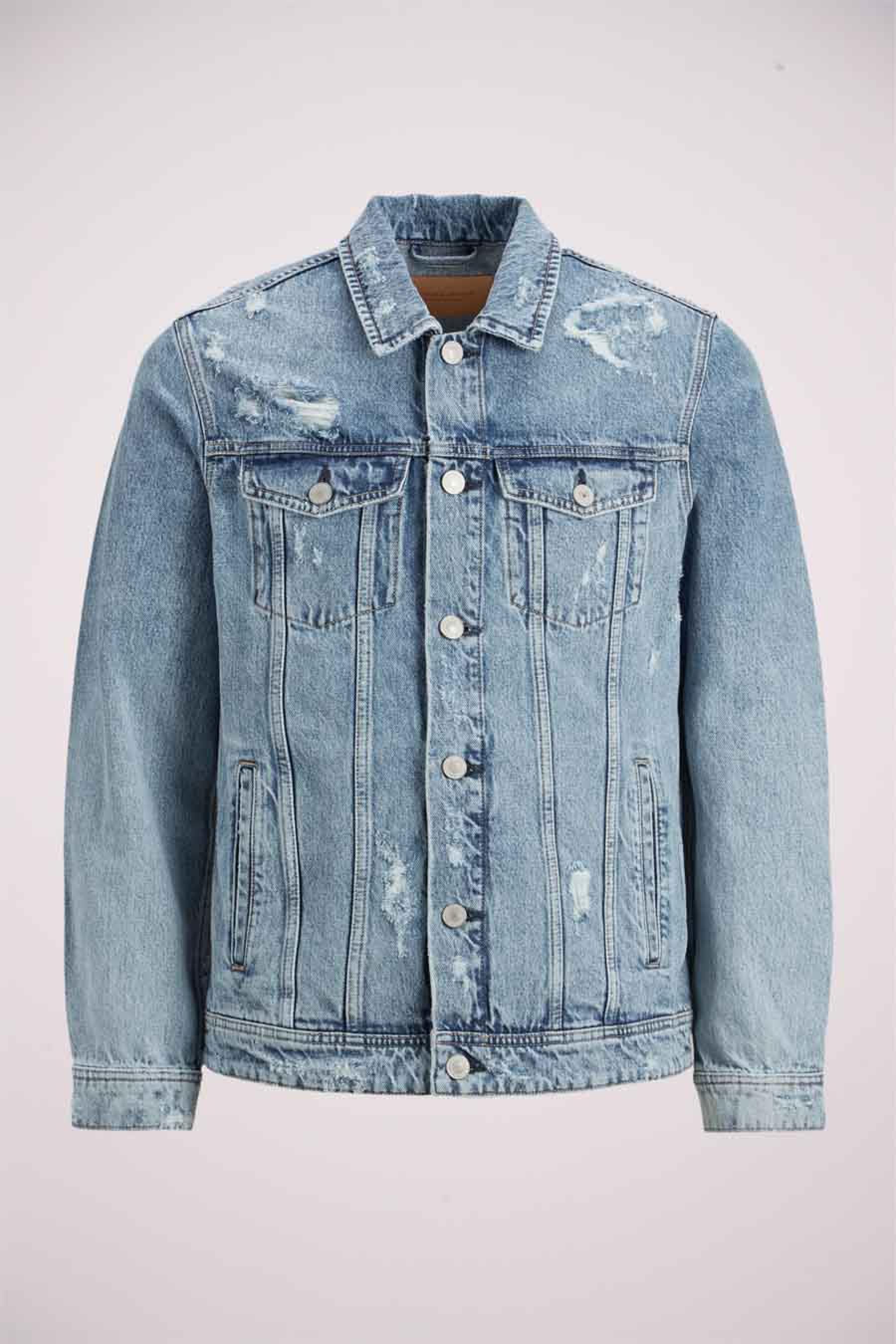 Jack & Jones Jeans Intelligenc Jas jeans, Denim, Heren, Maat: L/M/S/XL