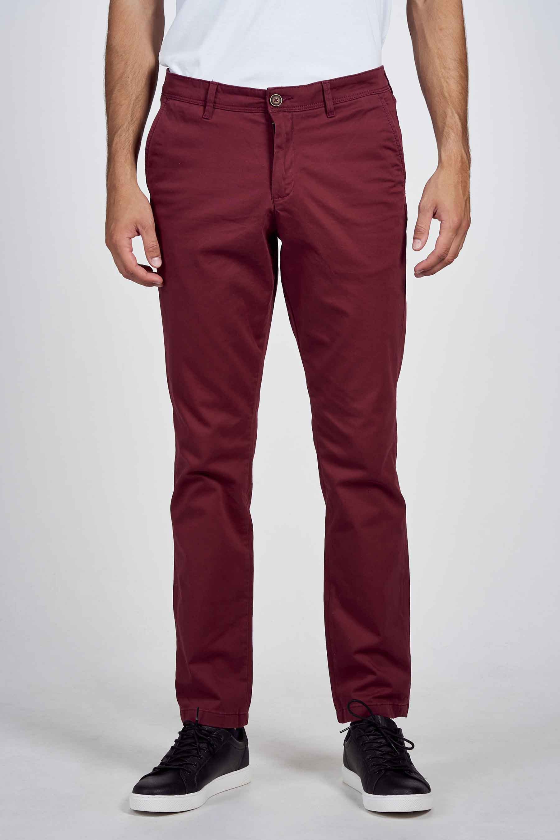 Jack & Jones Jeans Intelligenc Chino, Bruin, Heren, Maat: 27x32/28x32/28x34/29x3