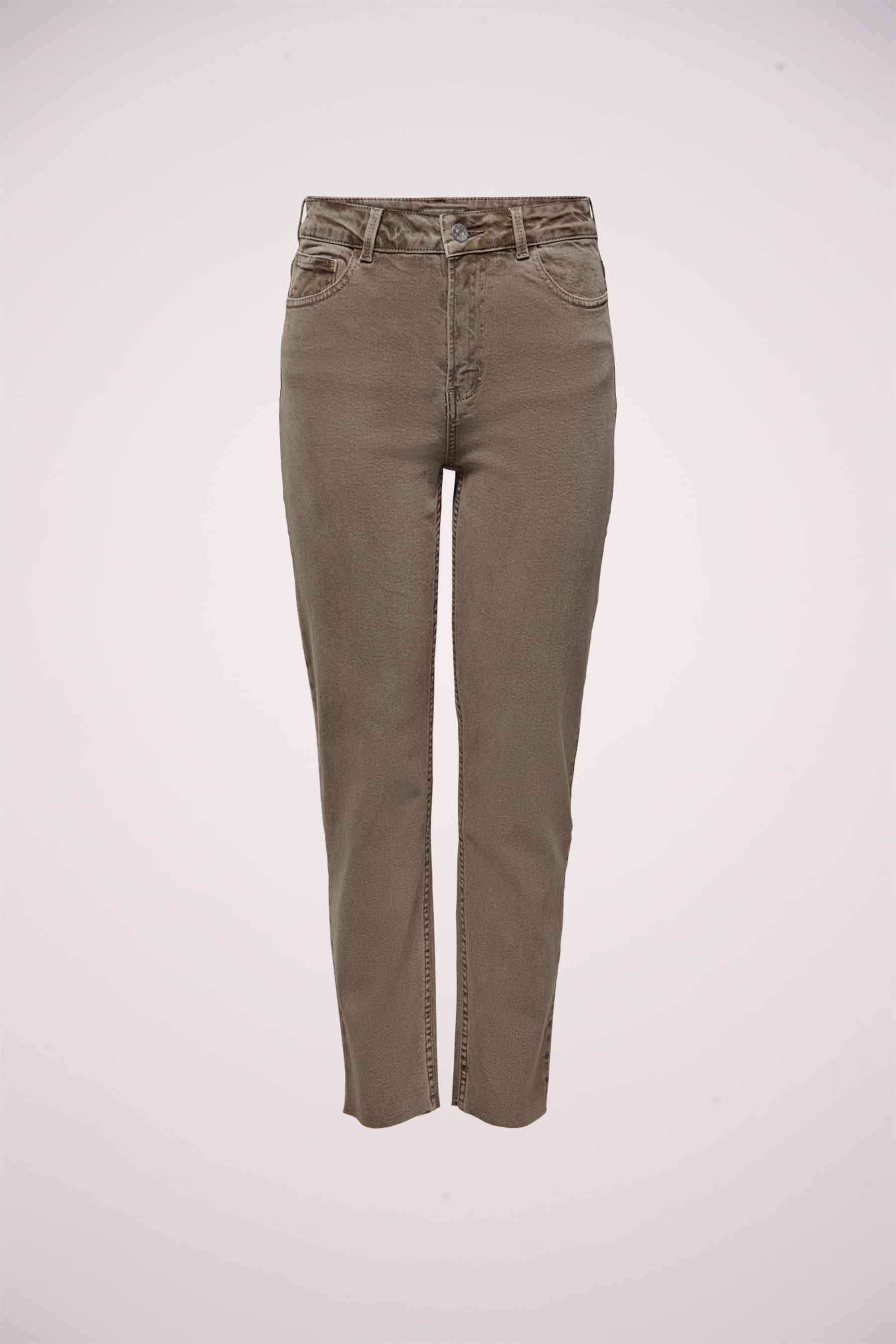 ONLY Broek, Straight Jeans, Dames, Maat: 27x32/31x32/32x32
