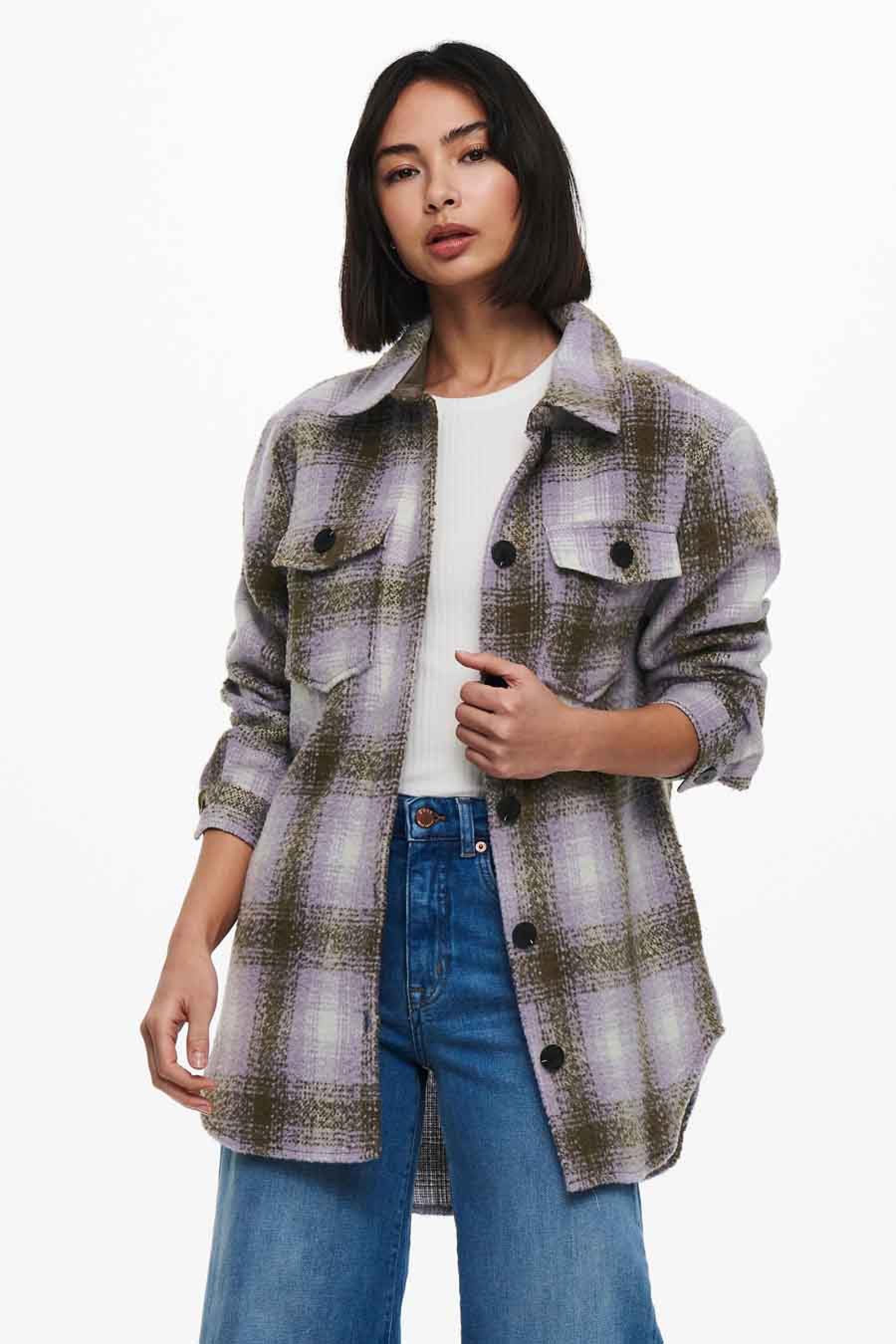 ONLY® Blazer, Wit, Dames, Maat: L/M/S/XS