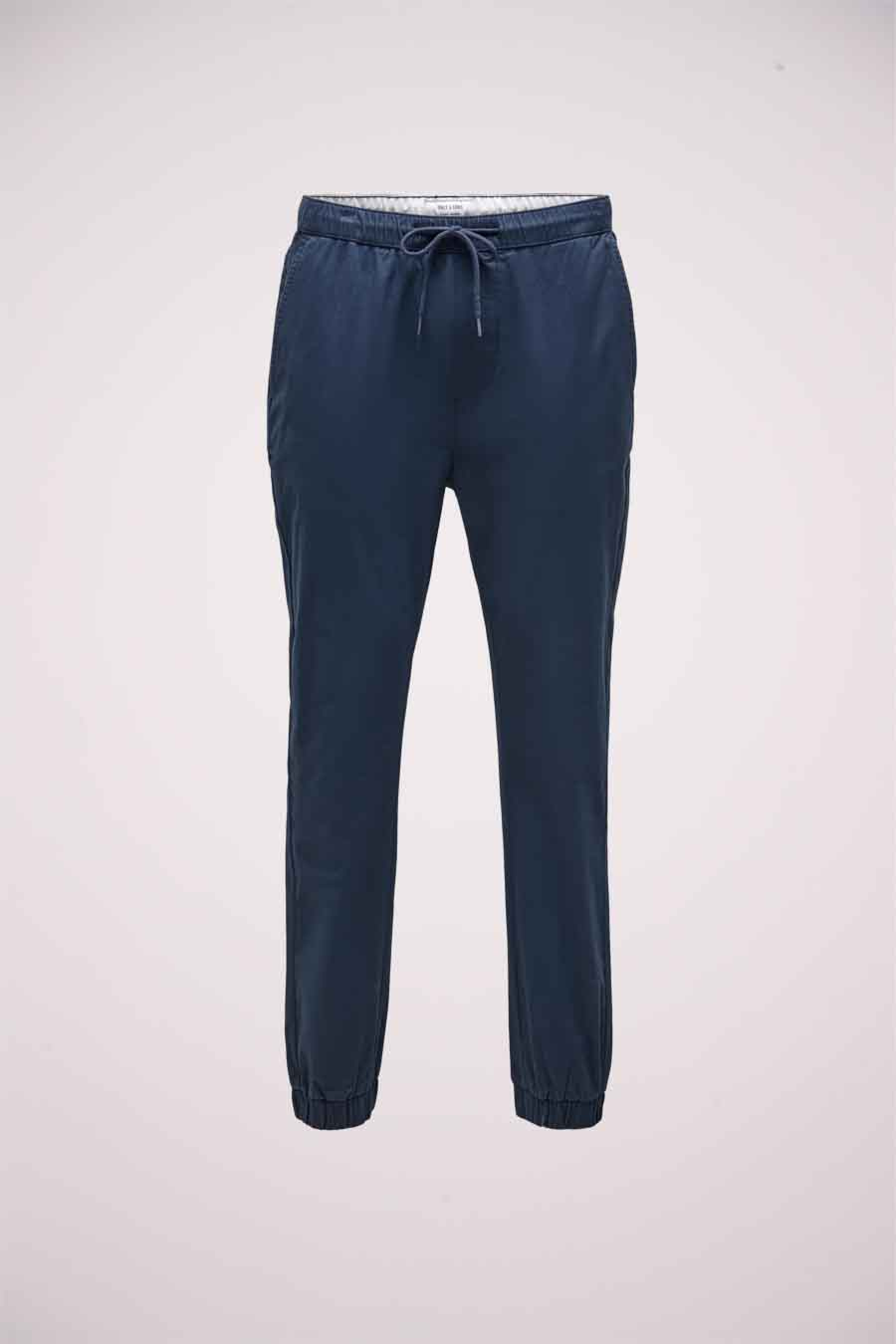 ONLY & SONS Chino, Blauw, Heren, Maat: L/M/S/XL