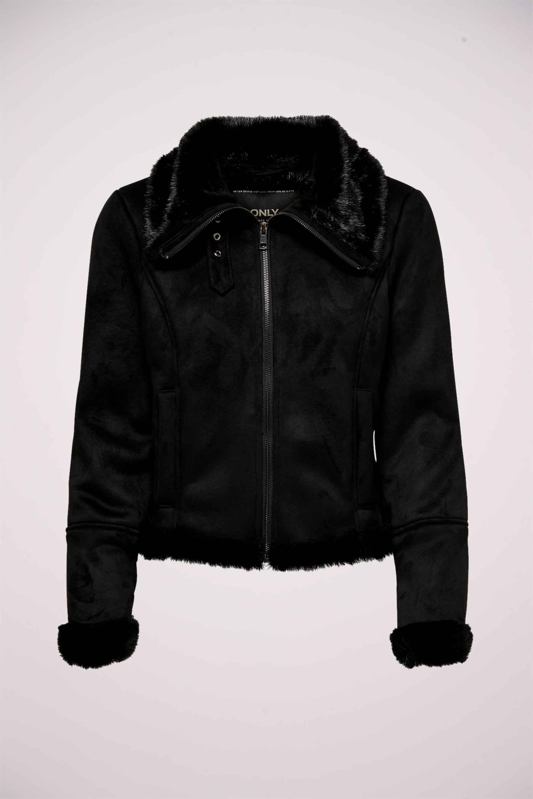 quality arrives price reduced Manteau - noir