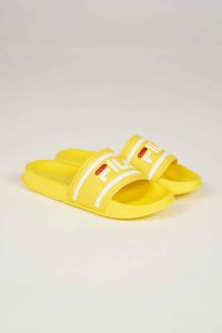 Slippers - geel