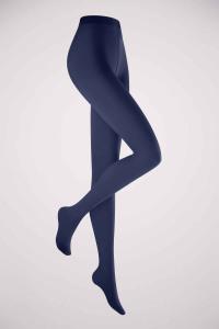 Panty's - blauw