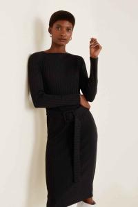 Kleedje - zwart