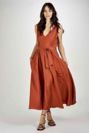Robe - brun
