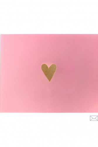 GIFTCARD GOLDEN HEART