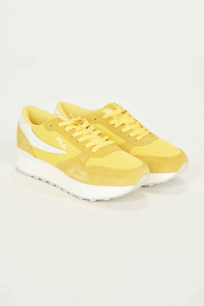 Sneakers - geel