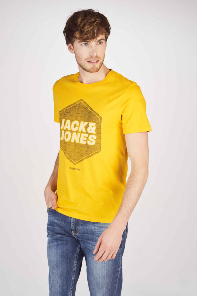 T-shirt - goud