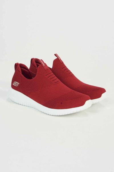 Sneakers - rood