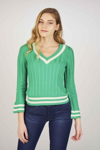 Pull - groen