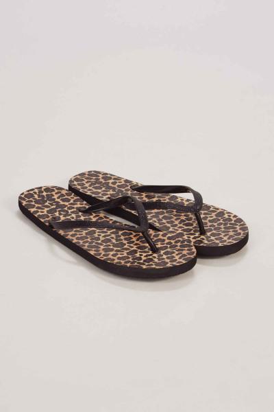 Slippers - bruin