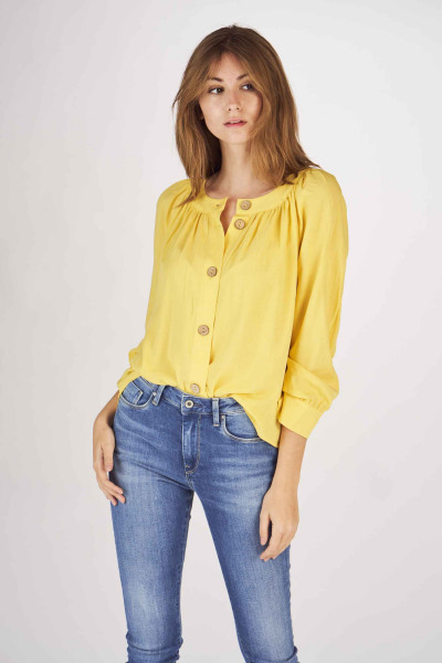 15187305_MISTED YELLOW