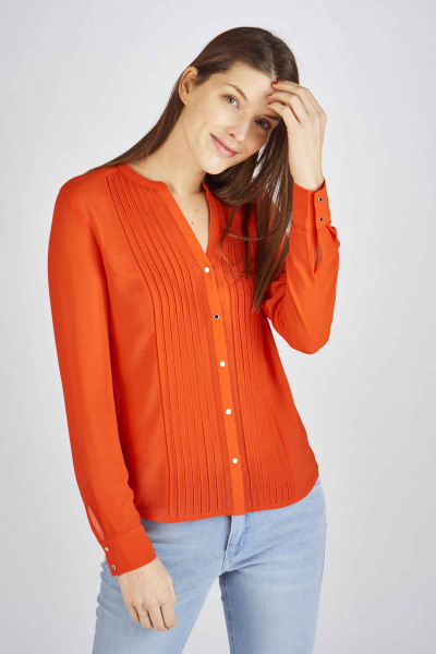Blouse - rood