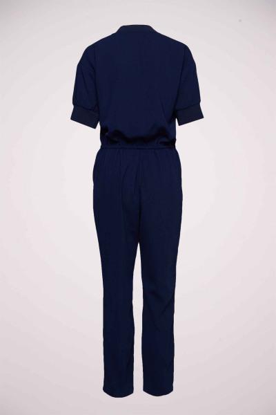 Jumpsuit - blauw