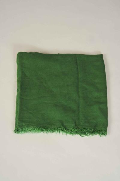 Zomersjaal - groen