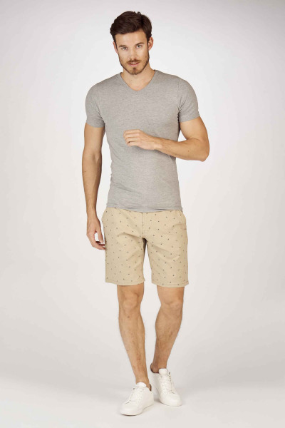 Short - taupe