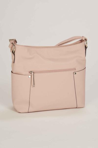 Handtas - roze