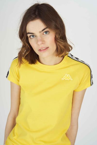 T-shirt - geel