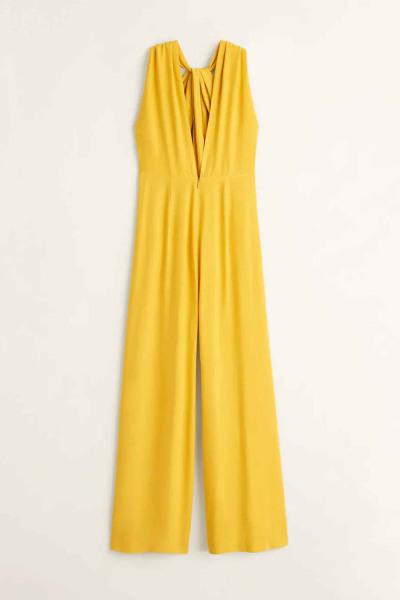 Jumpsuit - geel