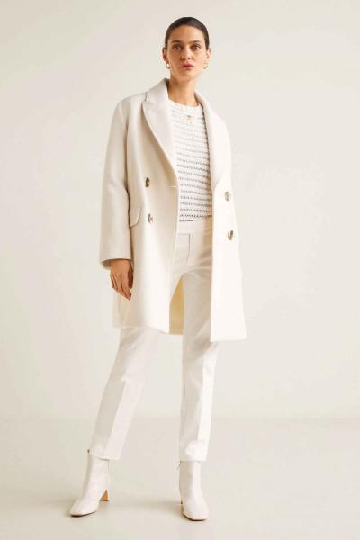 Kostuumbroek - wit