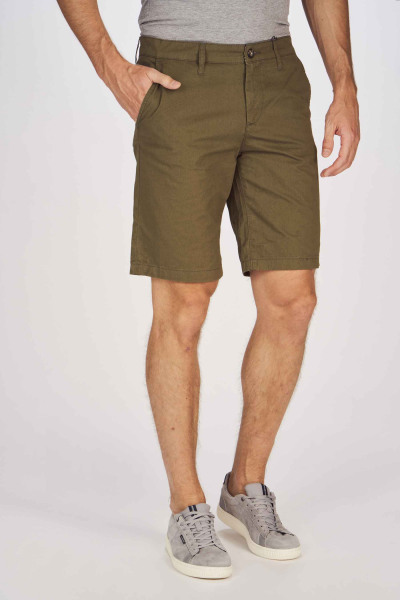 Legerprint Korte Broek Dames.Heren Shorts Zeb