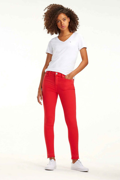 Colorbroek - rood