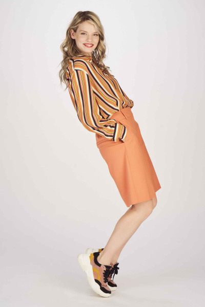 Short - oranje