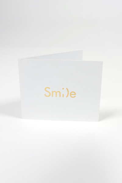 GIFTCARD 18 SMILE
