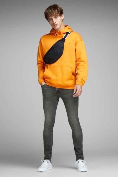 Jeans JJLIAM ORIGINAL GRIJS