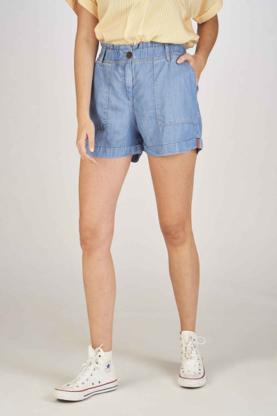 Korte Broek Winter Dames.Dames Bermuda S Shorts Zeb