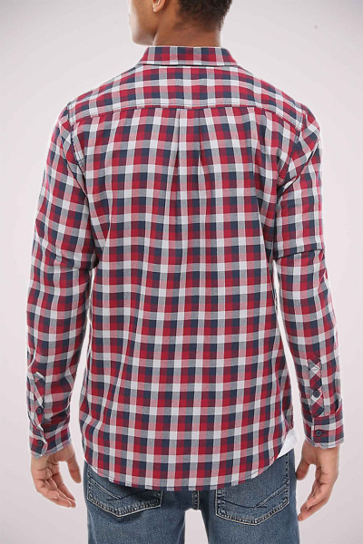Hemd - rood