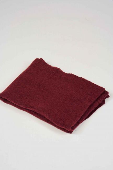 Wintersjaal - bruin