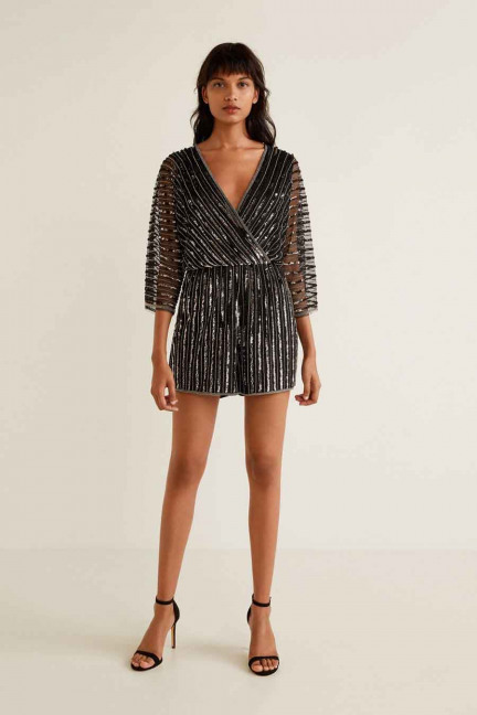 Playsuit - zwart