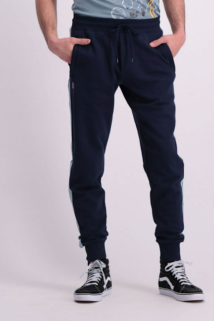 CCM JOG TRACK SUIT_NAVY BLUE