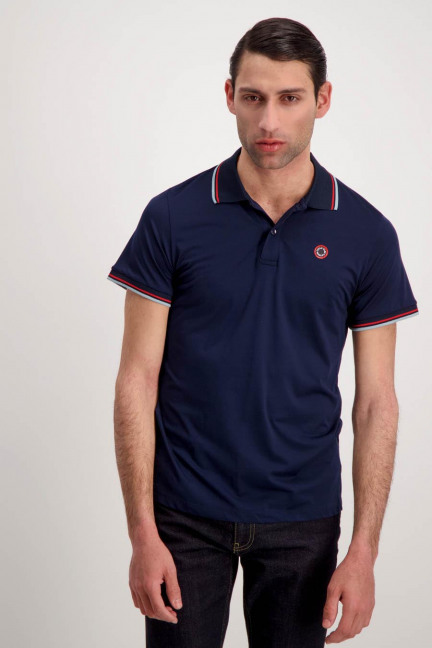 CCM POLO S18_NAVY BLUE