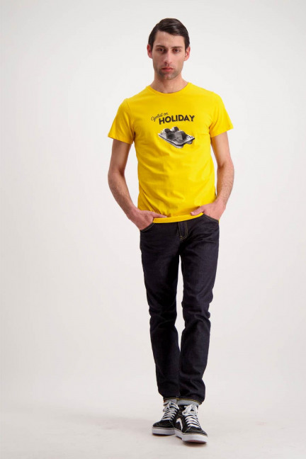 CCM TS HOLIDAY S18_YELLOW