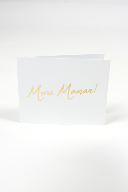 MERCI MAMAN