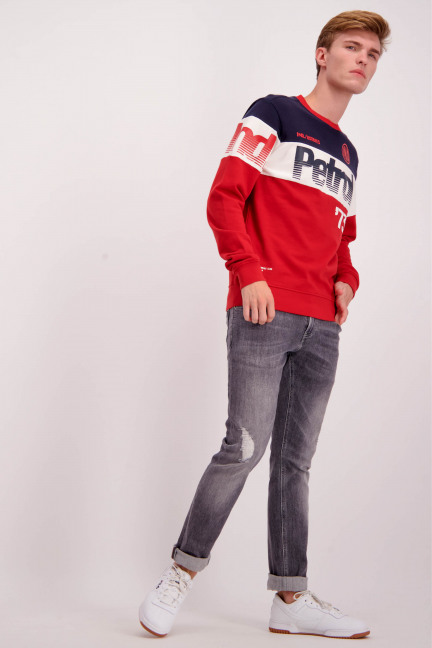 Sweater - rood