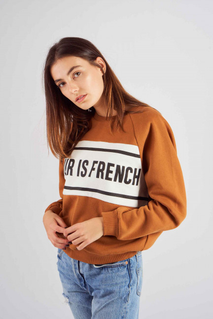 Sweater - bruin