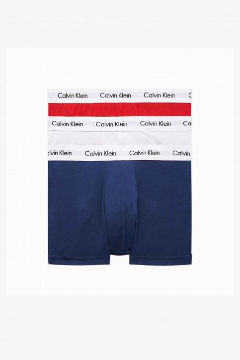 Calvin Klein Boxers blanc 0000U2662GI03_103 WHITE img1