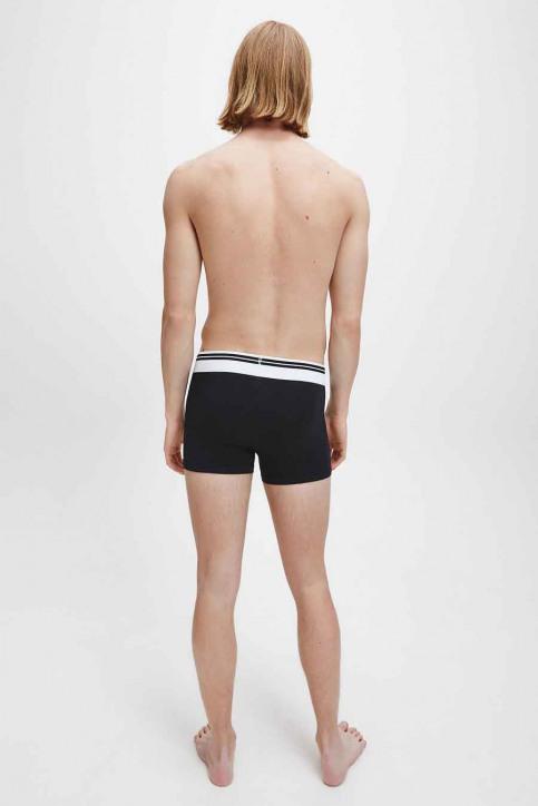 Calvin Klein Boxers zwart 000NB2288A_001 BLACK img3