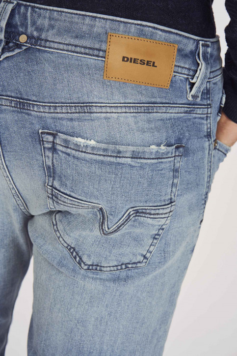DIESEL Jeans straight denim 00C06 081AL_081AL LIGHTBLUE img5