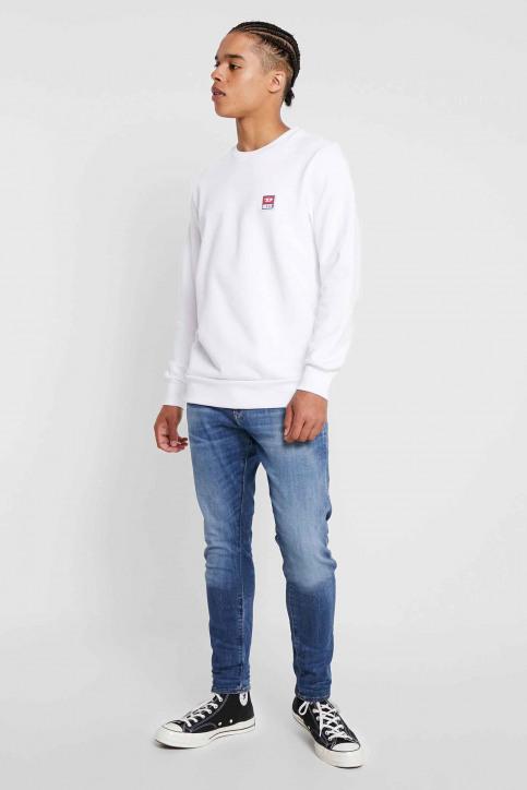 Diesel Sweats col O blanc 00S55 0IAJH_100 WHITE img2