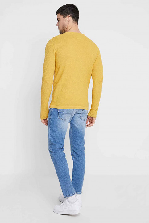 Diesel Jeans tapered denim 00SSL 087AQ_087AQ LIGHT BLU img3