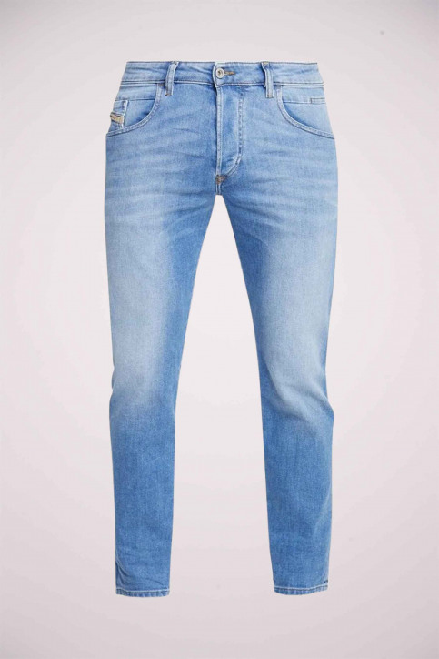 Diesel Jeans tapered denim 00SSL 087AQ_087AQ LIGHT BLU img4