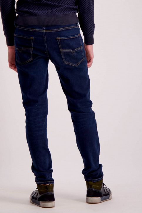 Diesel Jeans tapered denim 00SU1_084ZC_084ZCDENIM img3