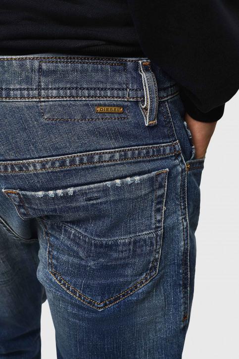 DIESEL Jeans slim denim 00SW1 089AR_01 VINTAGE BLUE img4